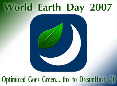 Optimiced Goes Green :-)))