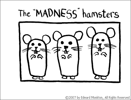 Edward Monkton - Hamsters
