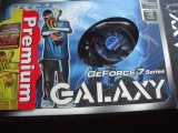 Galaxy GeForce 7600GS 128 DDR3 AGP 8x