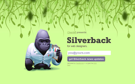 Silverback app (screenshot)