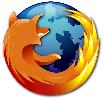Maybe This Is The Biggest Logo Of Firefox In This World (downsized version)